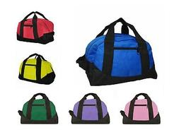 "12"" Duffel Duffle Sports Travel Gym Bags Mini Carry-on Lugga"