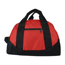 """12"""" Mini Sport Travel Duffle Bag, Gym Bag, Carry-On Pack of"""