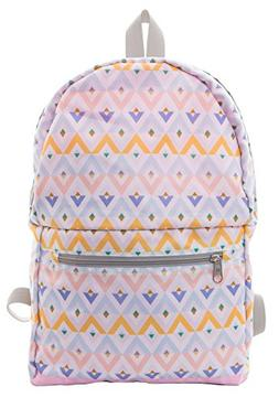2-in-1 Combination Reversible Backpack Convertible Tote Bag,