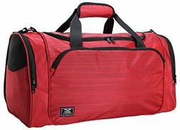 "MIER 21"" Sports Gym Bag with Wet Pocket Travel Duffel Bag fo"
