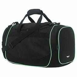 MIER 24Inch Gym Bag Sports Duffel Bag with Shoe Compartment