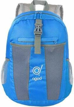 bago 25L Packable Lightweight Backpack - Water Resistant Tra