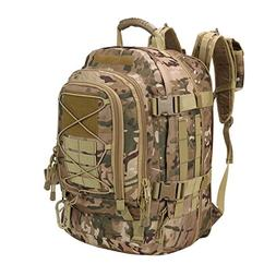 40 - 64 Liter Outdoor 3 Day Expandable Tactical Backpack Mil