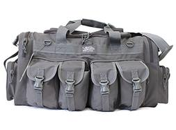 "30"" Tactical Duffle Military Molle Gear Shoulder Strap Range"