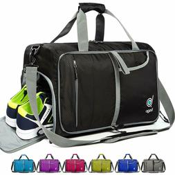 BAGO 40L DUFFLE BAGS FOR MEN & WOMEN - Small Packable Sports
