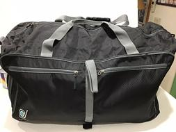 "Bago 80L Black Duffel Bag for Travel Gym 27"" Bag Stores In O"