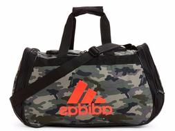 "ADIDAS MEDIUM Diablo Duffel 25"" Bag BLACK CAMO TOP U SHAPE Z"