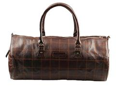 Best Deal Sale Unisex/Men's/Women's Leather Travel Weekender