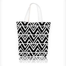 Canvas Tote Bag background for textile design wallpaper surf