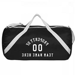 Custom Property Of Team Bag: Sport Roll Liberty Bag