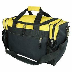 "DALIX 17"" Duffle Travel Bag with Water Bottle Mesh Pockets i"
