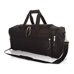 "DALIX 21"" Blank Sports Duffle Bag Gym Bag Travel Duffel Adju"