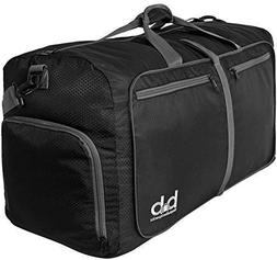 ea6d336f7cea Extra Large Duffle Bag with Pockets - Travel Duffel Bag for