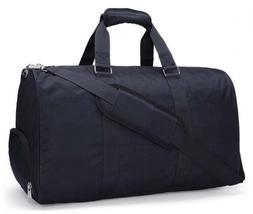 MIER Gym Duffel Bag for Men and Women with Shoe Compartment,