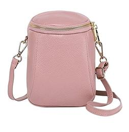 RARITY-US Leather Crossbody Shoulder Bag Small Cell Phone Pu