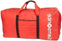 """Samsonite Tote-a-ton 32.5"""" Duffle Luggage, Red, One Size"""