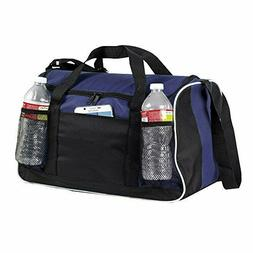 Small Duffel Gym Sports Bag for Women and Men for Sports Gym