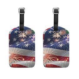 Top Carpenter 2 Packs Liberty Statue Independence Luggage Ha
