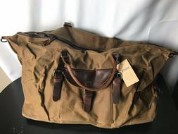 67acc3effcc4 Travel Duffel Bag Waterproof Canvas Over...