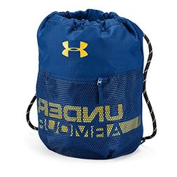 Under Armour Boys' Armour Select Backpack, Royal /Taxi, One