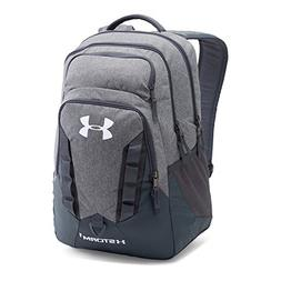 Under Armour - Storm Recruit Laptop Backpack - Graphite/over