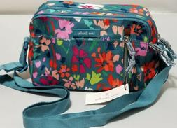 Vera Bradley Lighten up on the Horizon Crossbody, Polyester,