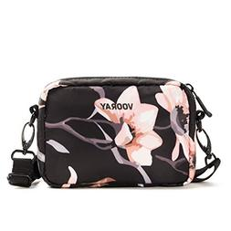 Vooray Sidekick Zip-Enclosed Small Crossbody Bag