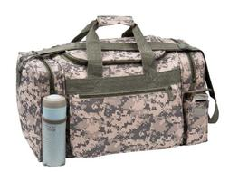 ACU Duffel Bag Digital Camouflage Duffel Gym Travel Bag