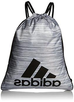 adidas Burst Sackpack-Looper White Heather/Black,  XS