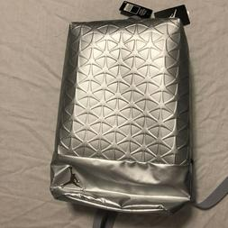 NIKE AIR JORDAN FLIGHT FLEX BACKPACK 9A1700 250 METAL SILVER