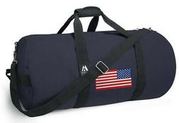 American Flag Duffel Bag USA PATRIOTIC DUFFLE BAGS Travel Gy