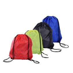 BAG DRAWSTRING BACKPACK WATERPROOF GYM PE SWIM SCHOOL DANCE