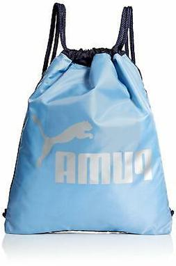 PUMA Boys' Big Evercat Advantage Reversible Carrysack, Navy,