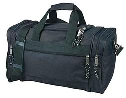 """17"""" Blank Duffle Bag Duffel Travel Camping Outdoor Sports Gy"""