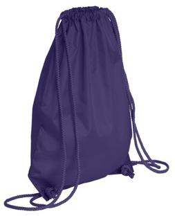 Boston Drawstring Backpack - PURPLE - OS