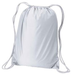 Boston Drawstring Backpack - WHITE - OS