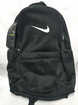 22d7b71987 Nike Brasilia Mesh Backpack - Black