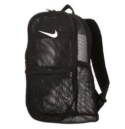 4937090953 Nike BRASILIA Mesh Net See Through Training Gym School Bag B