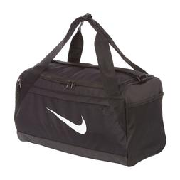 NIKE Brasilia Small Duffel Bag BA5976-010 Cross Training Bla