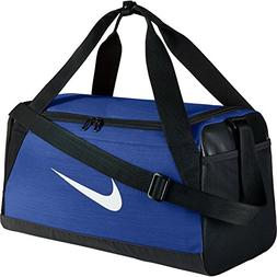 Nike Brasilia Training Duffle Bag Game, Game Royal/Black/Whi
