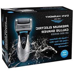 Callus Remover: Electric Rechargeable Pedicure Tools for Men