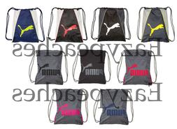 PUMA Cat Forever Drawstring Backpack Cinch GYM Sack School S