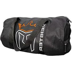Meister Classic Breathable Chain Mesh Duffel Gym Bag - Black
