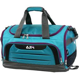 Editorial Pick Fila Cypress Small Sport Duffel Bag 4 Colors Gym Duffel NEW 02a8c57b1f4eb