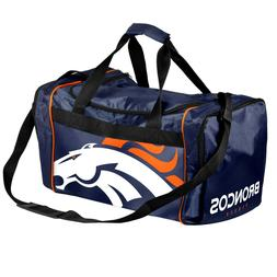 Denver Broncos Duffle Bag Gym Swimming Carry On Travel Lugga