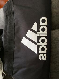 Adidas Diablo Small Duffel Bag Gym Women/Men Classic Black/W