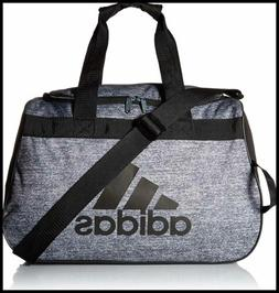 adidas Diablo Small Duffle Bag Onix Jersey/Black One Size