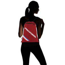 Drawstring backpack bag waterproof canvas gym sports hiking