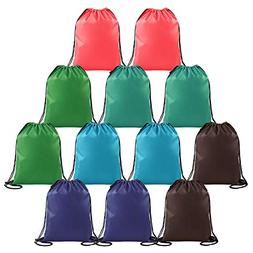 Drawstring Backpacks Cheap for Kids Party Favors Bags Gym Dr