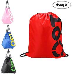 Drawstring Beach Bag Waterproof-Sports Swimming Backpack For